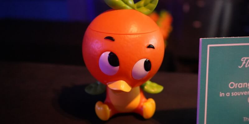 New Orange Bird Sipper and drink coming to Walt Disney World