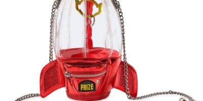 Pizza Planet Claw Crossbody Bag