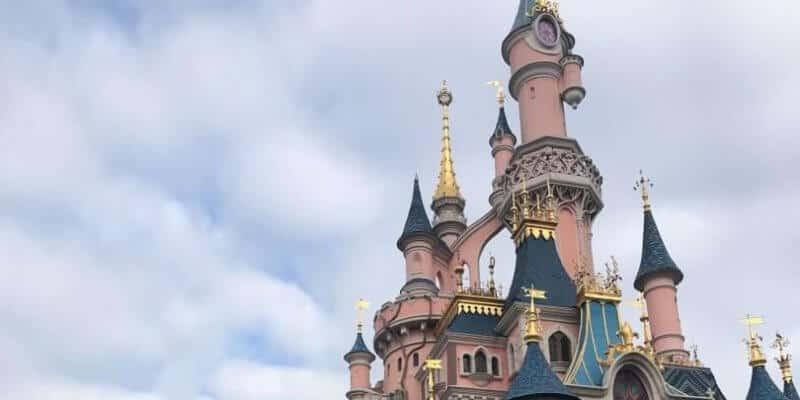 winter Disneyland Paris