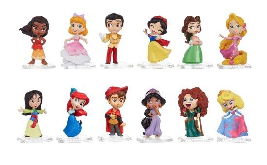Disney Princess Comic Minis