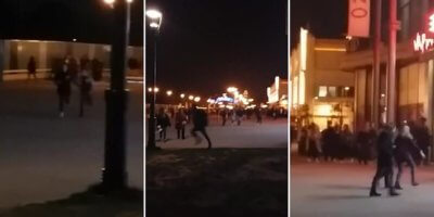 Disneyland Paris visitors experience mass panic, stampede after technical malfunction