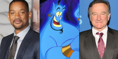 Will Smith tribute to Robin Williams