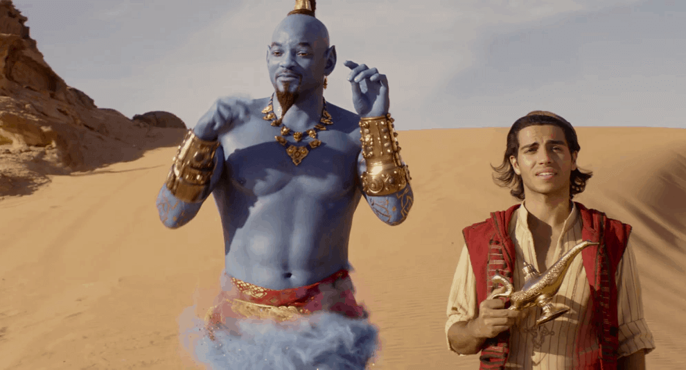 New Trailer For Quot Aladdin Quot Features New Versions Of Film S