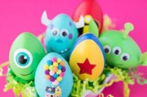 Disney & Pixar themed Easter Egg