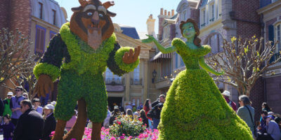 EVERY stunning Disney-themed topiary at Epcot's 2019 Flower & Garden Festival
