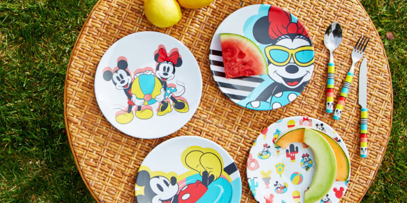 Mickey Mouse BBQ Summer Collection