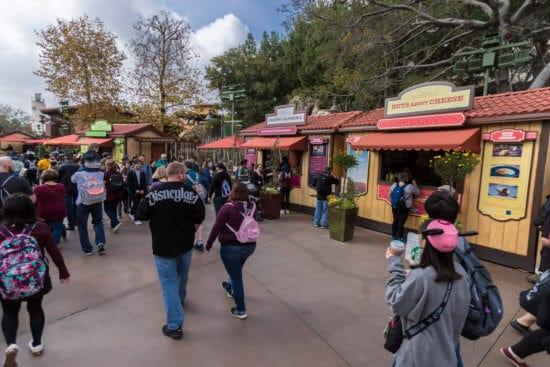 Disney California Adventure Food & Wine Festival Marketplaces