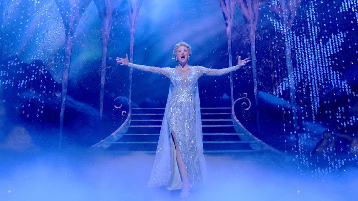 Disney S Frozen The Musical Heading To London In 2020