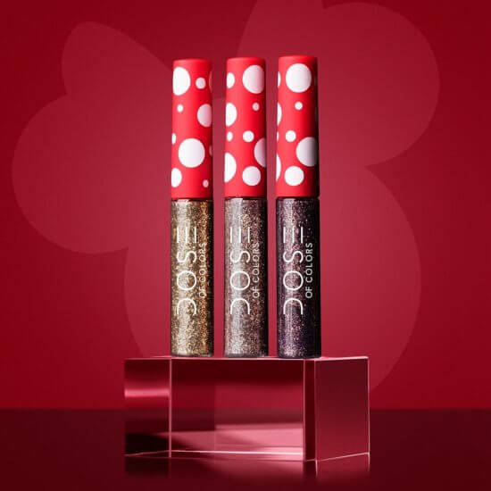 Minnie Mouse makeup collection