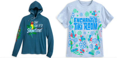Enchanted Tiki apparel