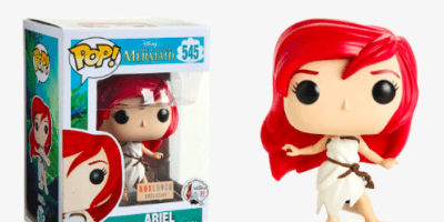 little mermaid merchandise