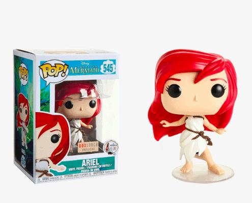 little mermaid merchandise