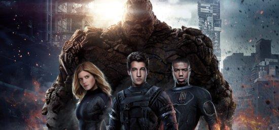 marvel fantastic four reboot cast