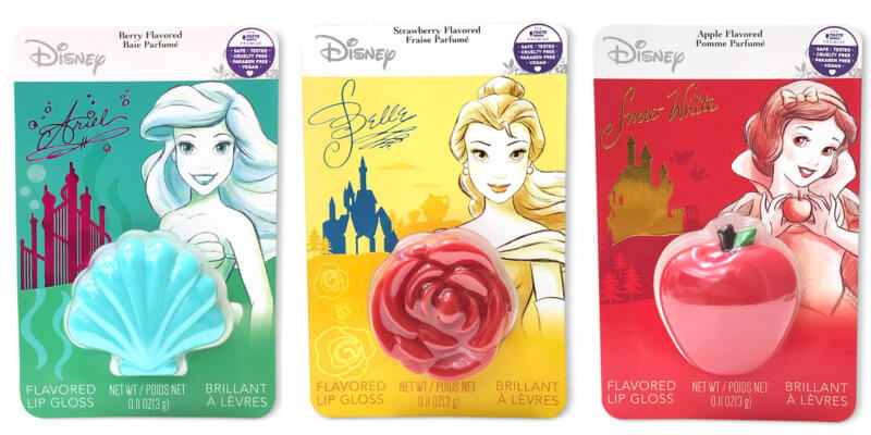 Disney Princess Taste Beauty lip gloss
