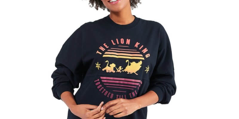 lion king spirit jersey
