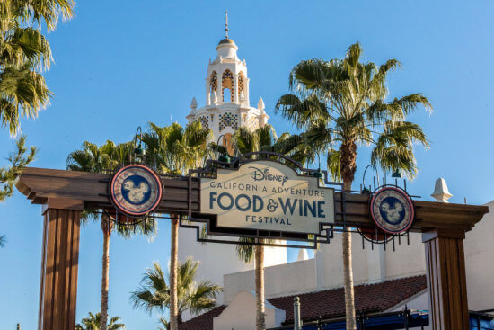food and wine fest