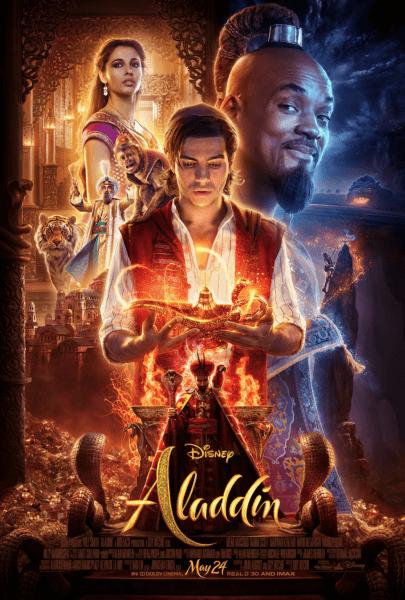 """First full-length trailer releases for Disney's """"Aladdin"""""""