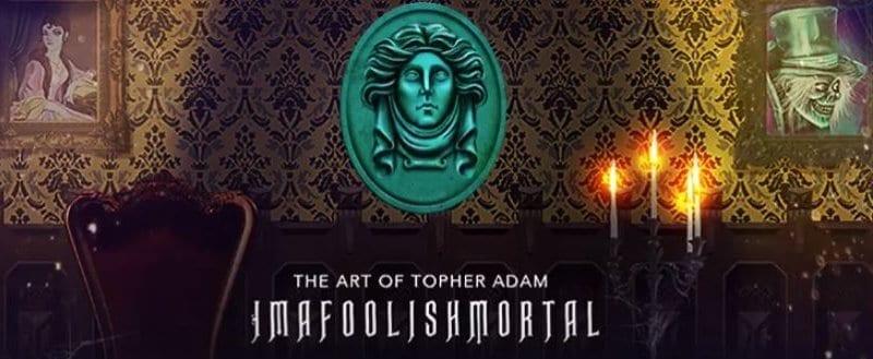 The Art of Topher Adam