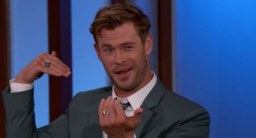 Chris Hemsworth criticized for sneaking daughter onto Disneyland attraction