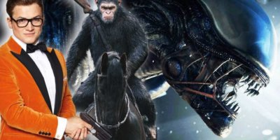 """Disney confirms more Fox-owned """"Alien,"""" """"Planet of the Apes,"""" """"Kingsman"""" movies at CinemaCon"""