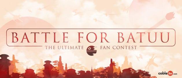 Battle for Batuu Fan Contest
