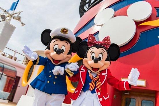 Disney Wonder Ship