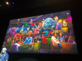 New Toy Story Land Restaurant