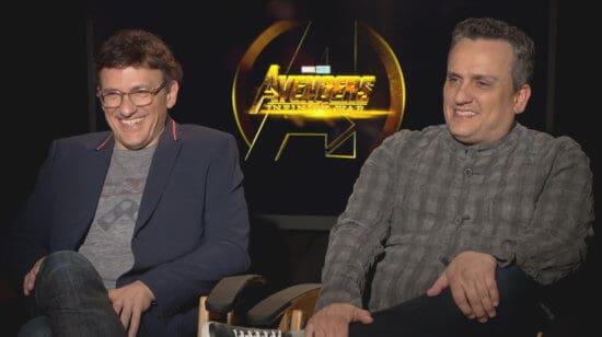 Russo Brothers Marvel Secret Wars