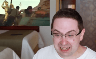 """Man bursts into tears, goes crazy watching """"Star Wars: The Rise of Skywalker"""" trailer"""