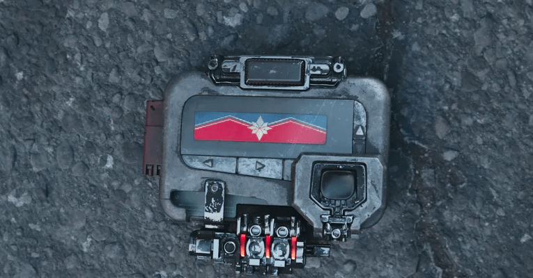 Marvel end credits