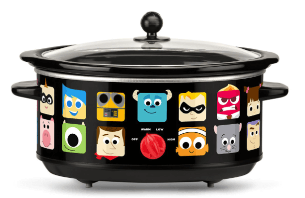 Pixar Collection Slow Cooker