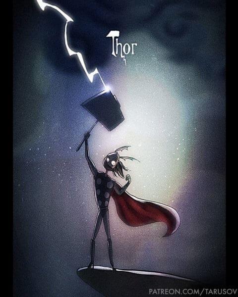 Andrew Tarusov Thor