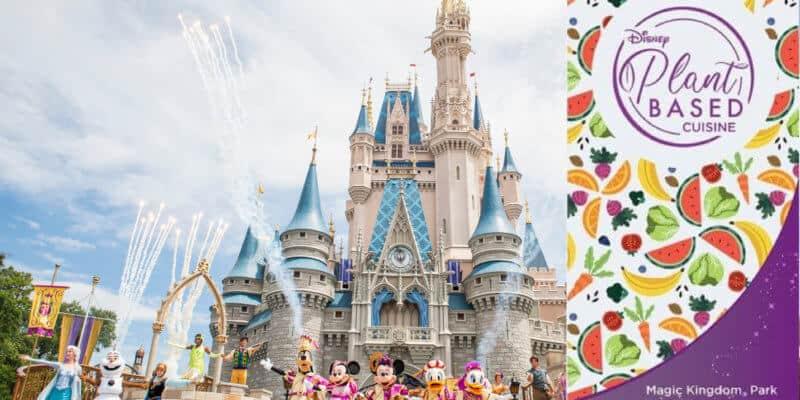 Walt Disney World Vegan Guide