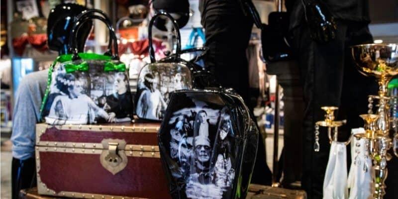 Pantages East monster merchandise