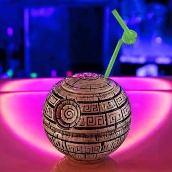 Death Star ceramic mugs