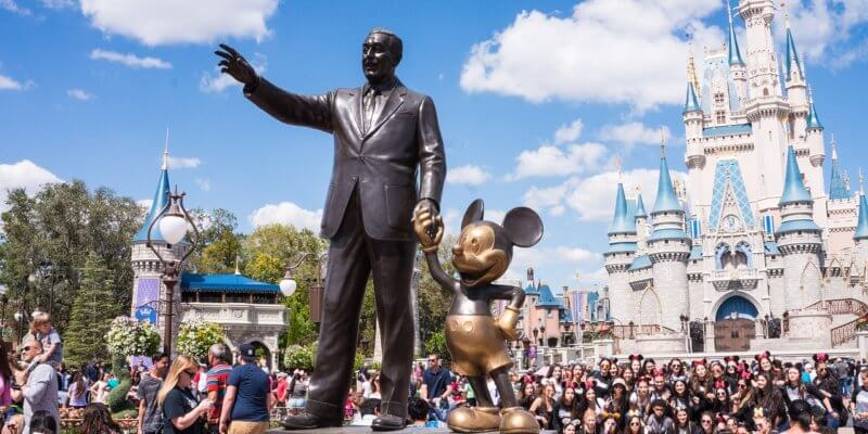 Marine makes up fake charity sending families to Disney World, steals almost $500k