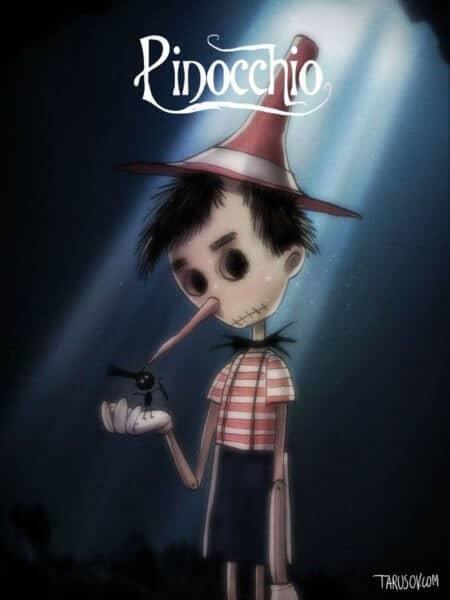 Andrew Tarusov Pinocchio