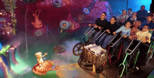 Major injuries at Walt Disney World, Universal Orlando theme parks l
