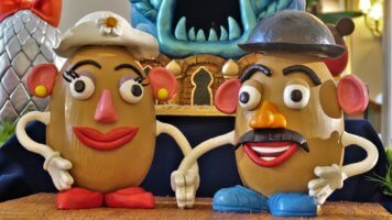 Toy Story chocolate easter eggs