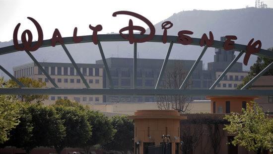 The Walt Disney Studios in Burbank