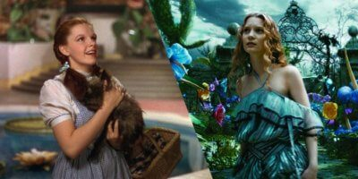 """Netflix to develop """"Alice In Wonderland"""" and """"Wizard of Oz"""" crossover"""