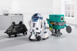 LEGO BOOST droids