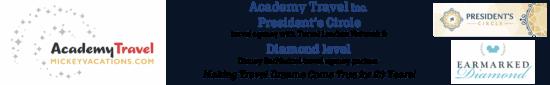 Academy Travel & MickeyVacations.com