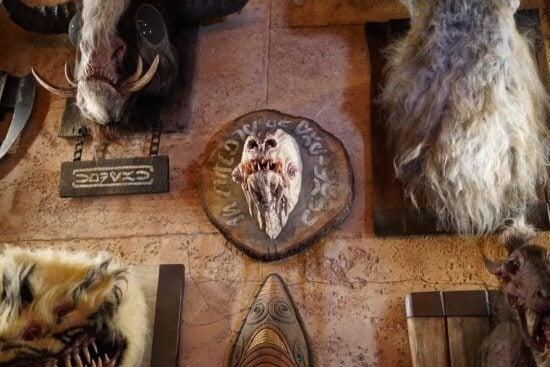 Creatures found in Dok-Ondar's Den of Antiquities