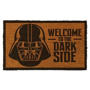 Dark Side Doormat