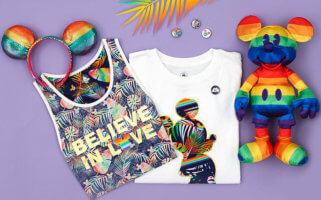 Disney's Pride 2019 collection