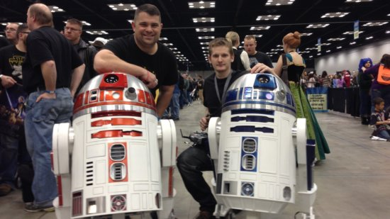 R2-D2s