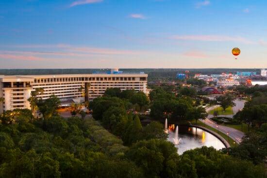 Disney Springs area hotel
