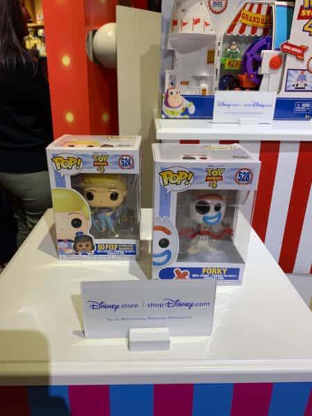 Toy Story 4 Funko Pop!