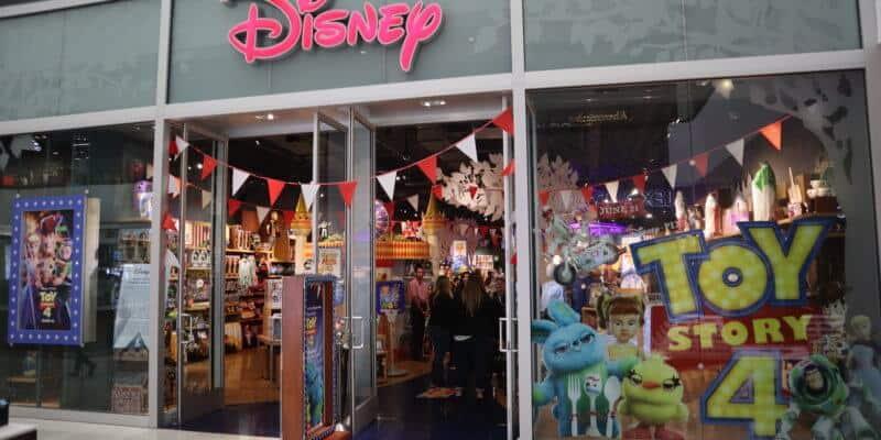 Disney Store Takeover